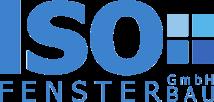 ISO-Fensterbau GmbH - Logo